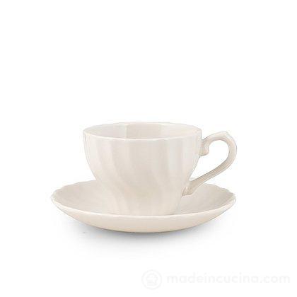 Tazza da tè con piattino Chelsea