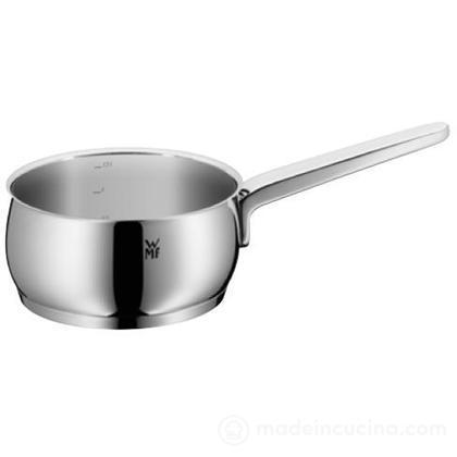 Casseruola un manico Concento  in acciaio inox 18/10 Cromargan