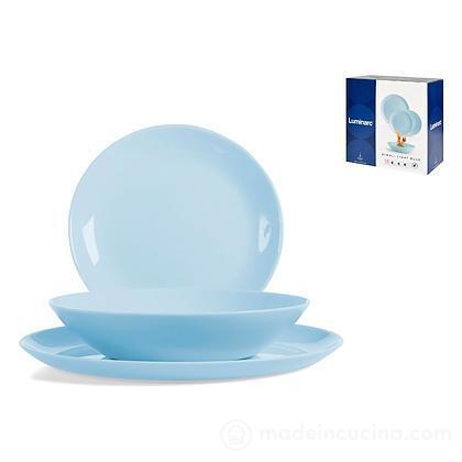 Servizio piatti 18 pezzi Blue Diwali