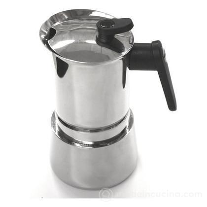 Caffettiera induzione Steel