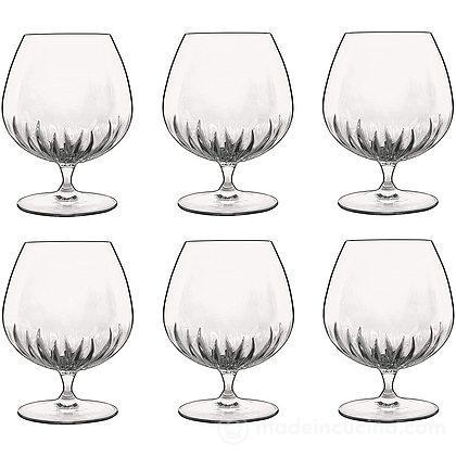 Set 6 calici Cognac Mixology