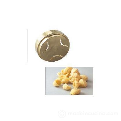 Trafila in bronzo per conchigliette