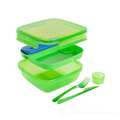 Ice Lunch Box contenitore termico per alimenti