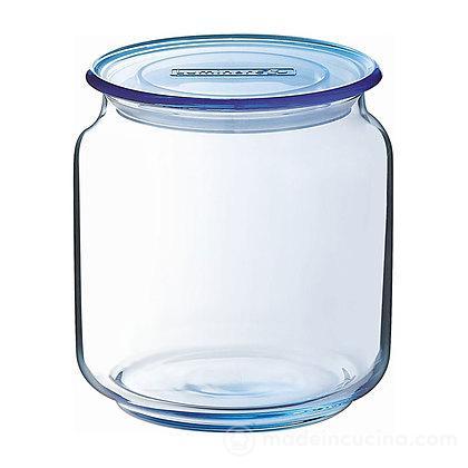 Barattolo in vetro Ice Blu