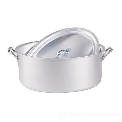 Casseruola ovale con coperchio alluminio family pentole - Porta coperchi pentole ...