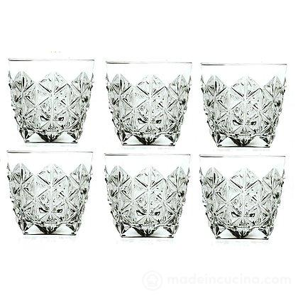 Set 6 bicchieri whisky Enigma