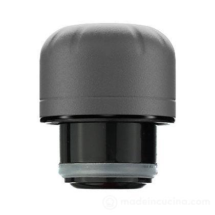 Tappo Monochrome Grey per bottiglia termica Chilly's 750 ml