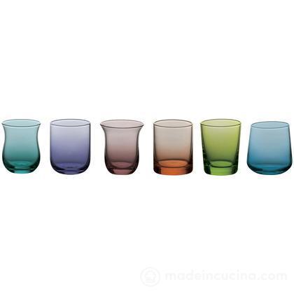 Bicchieri liquore Desigual, set 6 pz.