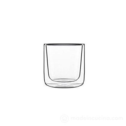 Set 2 bicchieri termici Cilindrico
