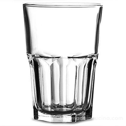 Set 6 bicchieri bibita Granity