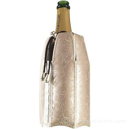 Raffredda bottiglie Active Cooler Champagne platino