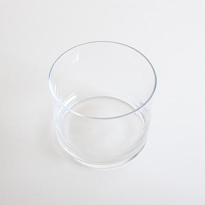 Vaso cilindro centrotavola
