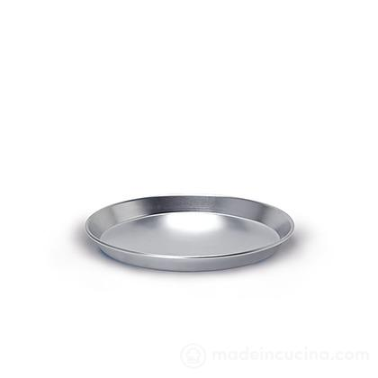 Tortiera conica bassa in alluminio con bordo serie 7000