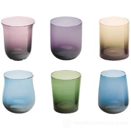 Bicchieri Desigual, set 6 pz.