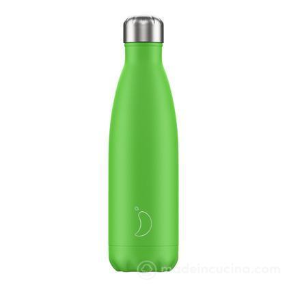 Bottiglia termica Neon Green