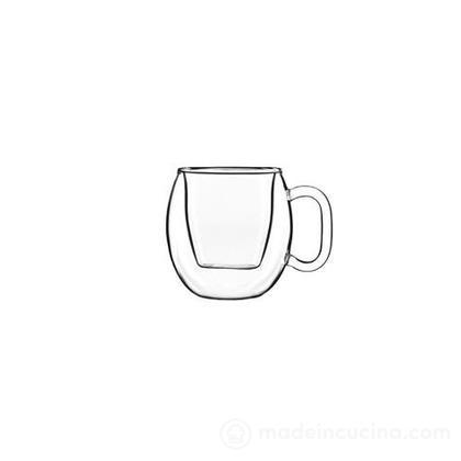 Set 2 tazzine da caffè Brasile