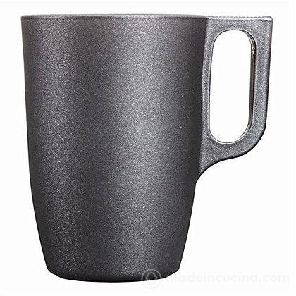 Tazza mug in vetro Stony