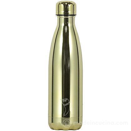 Bottiglia termica Chrome Gold