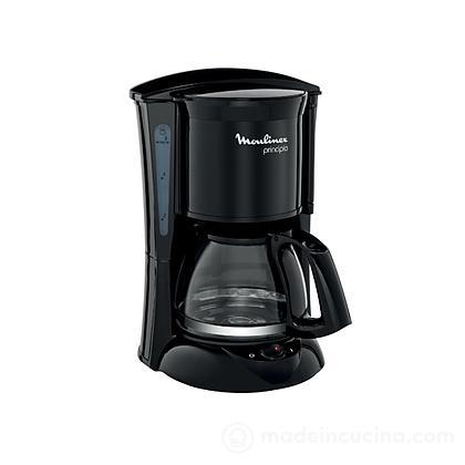 Macchina per il caffè americano Principio
