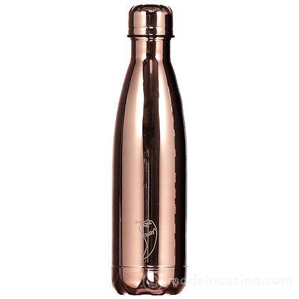 Bottiglia termica Chrome Rose Gold