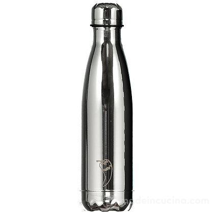 Bottiglia termica Chrome Silver