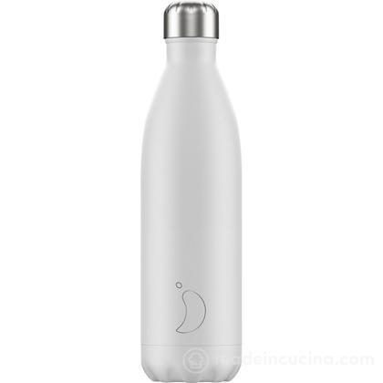 Bottiglia termica Monochrome White