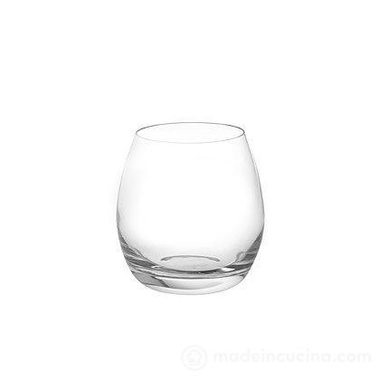 Set 6 bicchieri da acqua Ametista