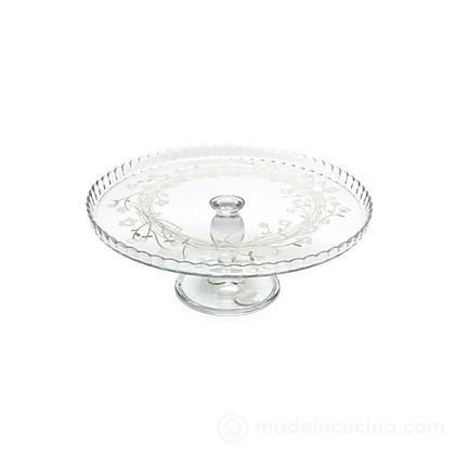 Alzata in vetro Flower - Pasabahce   madeincucina.com