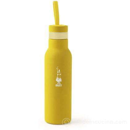 Bottiglia termica 0,5 litri giallo