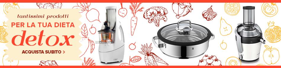 Tutto per la cucina: pentole, utensili per cucinare, stoviglie e ...