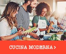 Scopri i nostri suggerimenti per la cucina moderna