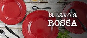 La tavola rossa