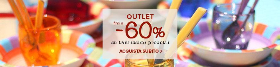 Outlet madeincucina, tantissimi prodotti con disponibilità immediata fino a -60%!