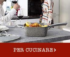 Scopri i nostri suggerimenti per regalare il perfetto strumento per cucinare